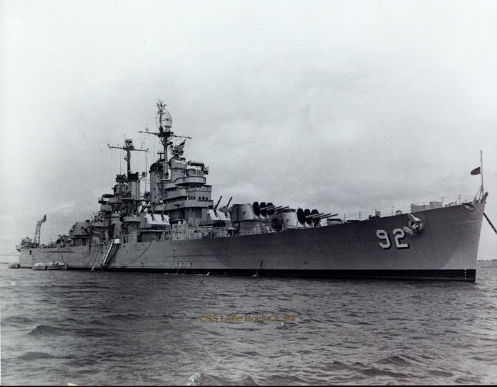 CL92 at Anchor