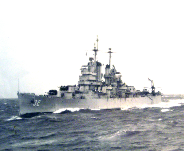 CL92 Underway