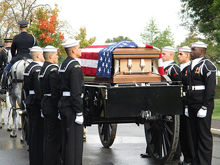 Casket and Carriage