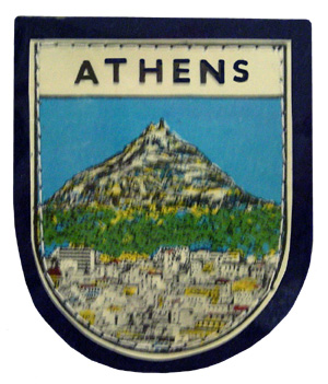 Athens Badge