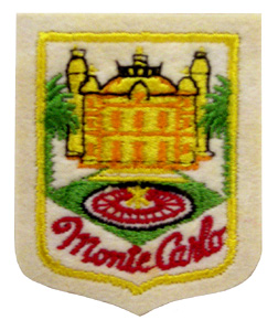 Monte Carlo Badge