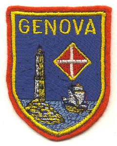 Genoa Patch