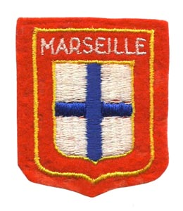Marseille Patch