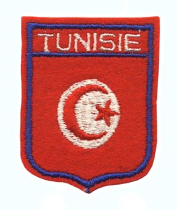 Tunisie Patch