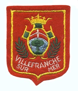 Villefranche Patch