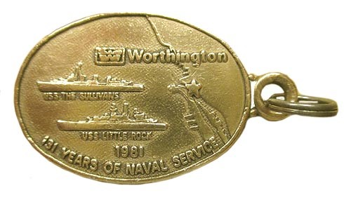 Worthington Key Fob