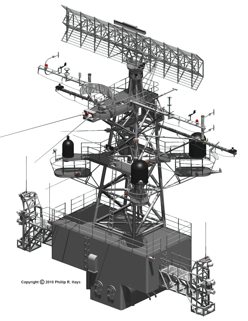 Forward Tower Top Platform