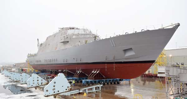 USS Little Rock LCS9 Facts Page